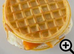 Bregg-fast Waffle